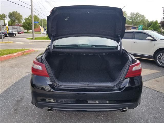 2018 Nissan Altima 2.5 SV (Stk: DE19327) in Ottawa - Image 15 of 16