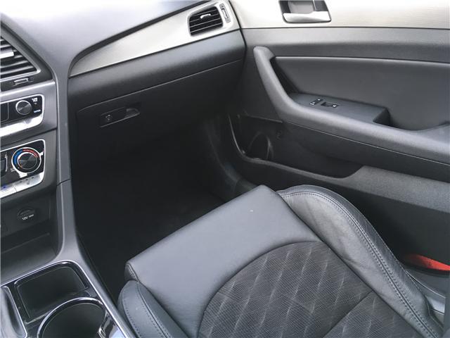 2019 Hyundai Sonata ESSENTIAL (Stk: 19-49190RJB) in Barrie - Image 21 of 26