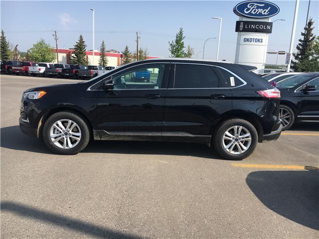 2019 Ford Edge SEL (Stk: K-1427) in Okotoks - Image 2 of 5