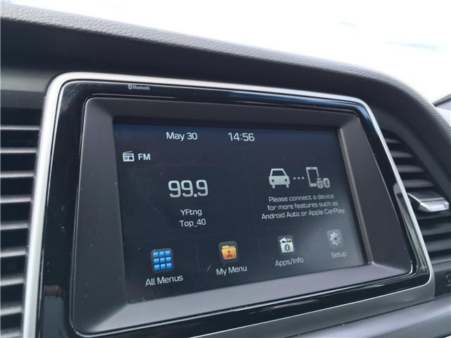 2019 Hyundai Sonata ESSENTIAL (Stk: 19-49190RJB) in Barrie - Image 25 of 26