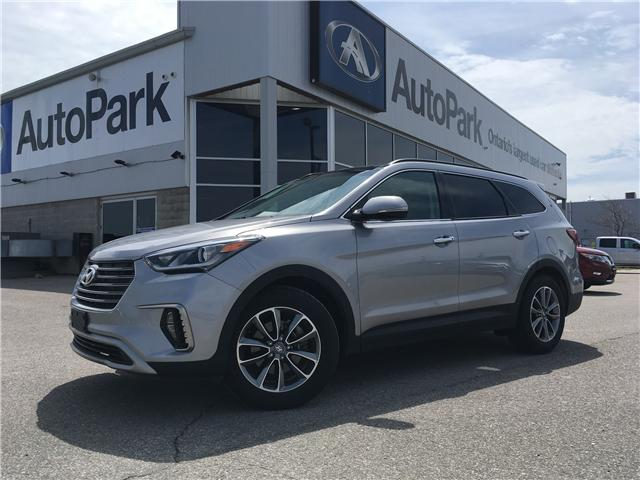 2018 Hyundai Santa Fe XL Luxury (Stk: 18-90129RJB) in Barrie - Image 1 of 30