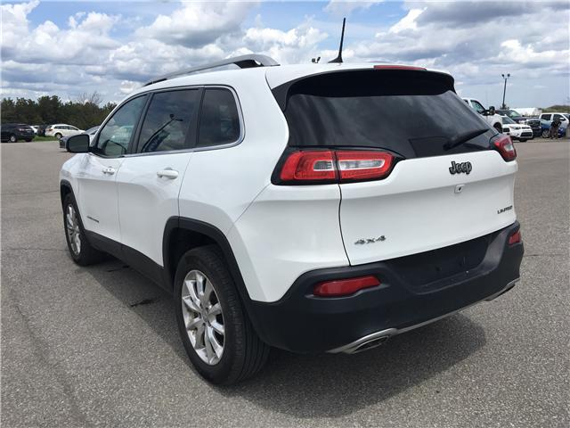 2016 Jeep Cherokee Limited (Stk: 16-15106T) in Barrie - Image 7 of 27
