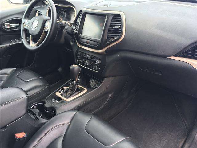 2016 Jeep Cherokee Limited (Stk: 16-15106T) in Barrie - Image 18 of 27