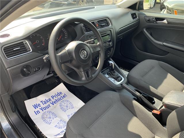 2013 Volkswagen Jetta 2.0L Trendline (Stk: ) in Gloucester - Image 8 of 11