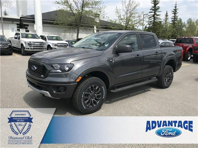 2019 Ford Ranger  (Stk: K-475) in Calgary - Image 1 of 5
