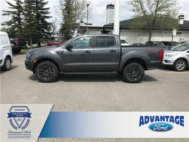 2019 Ford Ranger  (Stk: K-475) in Calgary - Image 2 of 5