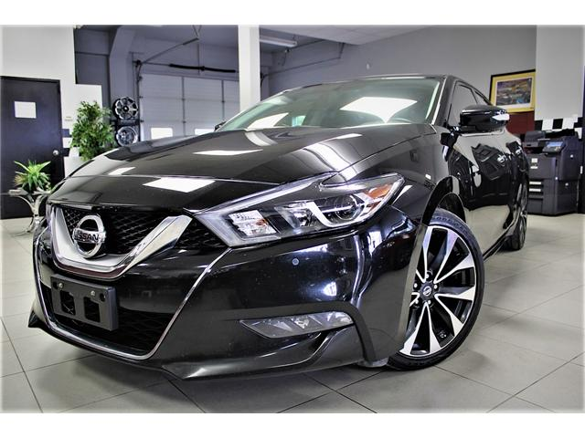 2016 Nissan Maxima SR (Stk: ) in Bolton - Image 1 of 30