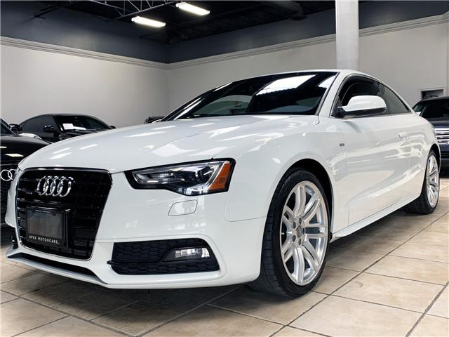 2015 Audi A5 2.0T (Stk: AP1868) in Vaughan - Image 1 of 23