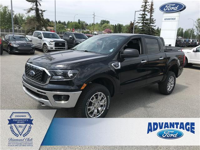 2019 Ford Ranger XLT (Stk: K-1027) in Calgary - Image 1 of 5