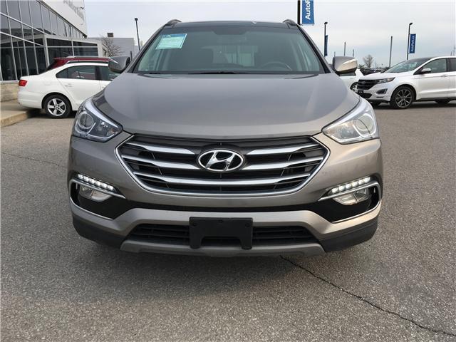 2018 Hyundai Santa Fe Sport 2.4 Luxury (Stk: 18-87252RJB) in Barrie - Image 2 of 30