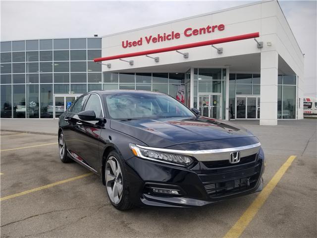 2018 Honda Accord Touring (Stk: U194163) in Calgary - Image 1 of 30