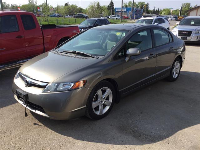 2007 Honda Civic EX (Stk: 1026) in Winnipeg - Image 2 of 15