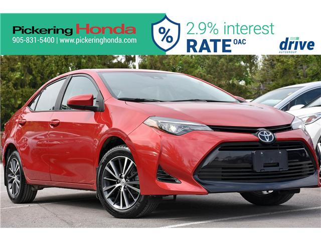 2018 Toyota Corolla LE (Stk: PR1131) in Pickering - Image 1 of 30