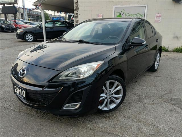 2010 Mazda Mazda3 GT (Stk: 5358) in Mississauga - Image 1 of 18