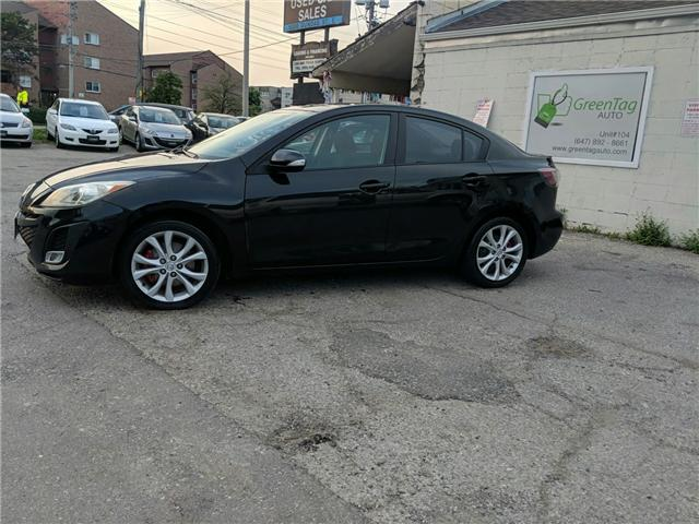 2010 Mazda Mazda3 GT (Stk: 5358) in Mississauga - Image 2 of 18