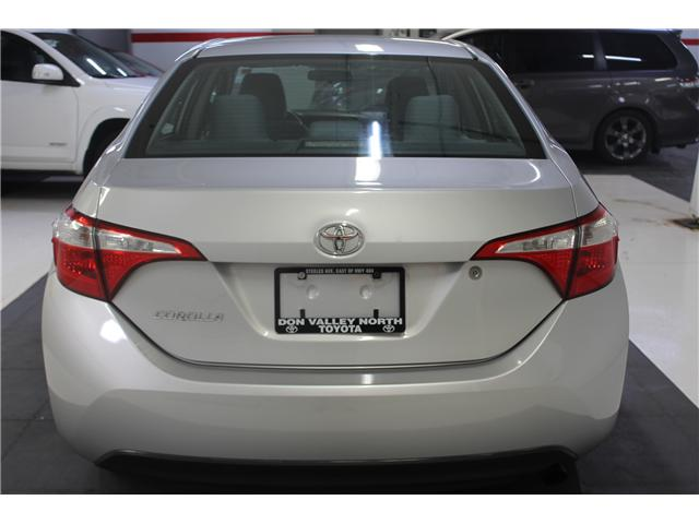 2014 Toyota Corolla CE (Stk: 298324S) in Markham - Image 18 of 22