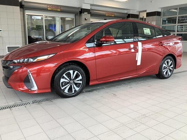 2019 Toyota Prius Prime Upgrade (Stk: 21542) in Kingston - Image 1 of 28