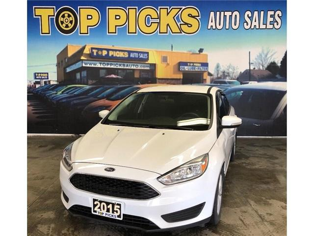 2015 Ford Focus SE (Stk: 370532) in NORTH BAY - Image 1 of 24