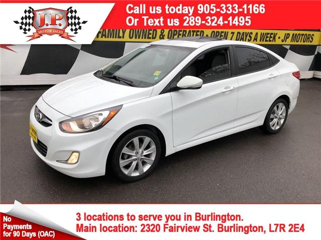 2014 Hyundai Accent GL (Stk: 46953r) in Burlington - Image 1 of 23