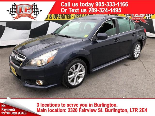 2013 Subaru Legacy  (Stk: 46869) in Burlington - Image 1 of 23
