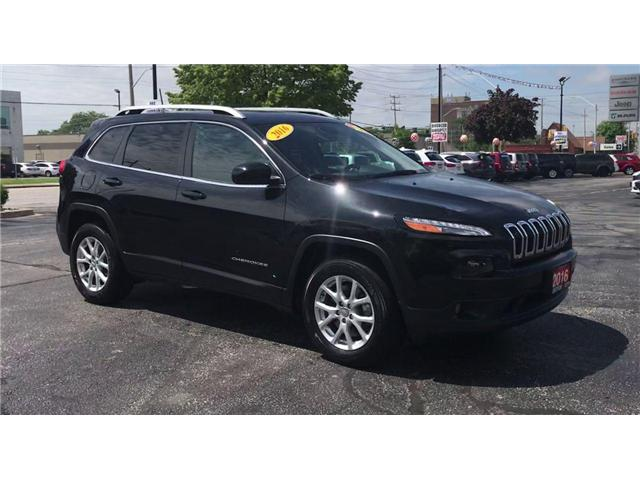 2016 Jeep Cherokee North (Stk: 1919A) in Windsor - Image 2 of 13