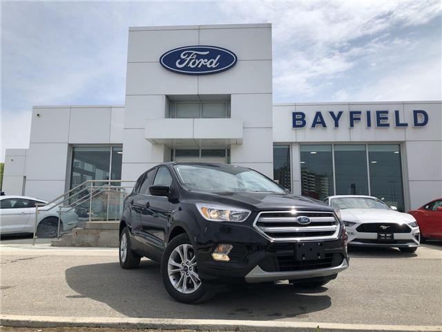 2019 Ford Escape SE (Stk: ES19680) in Barrie - Image 1 of 25