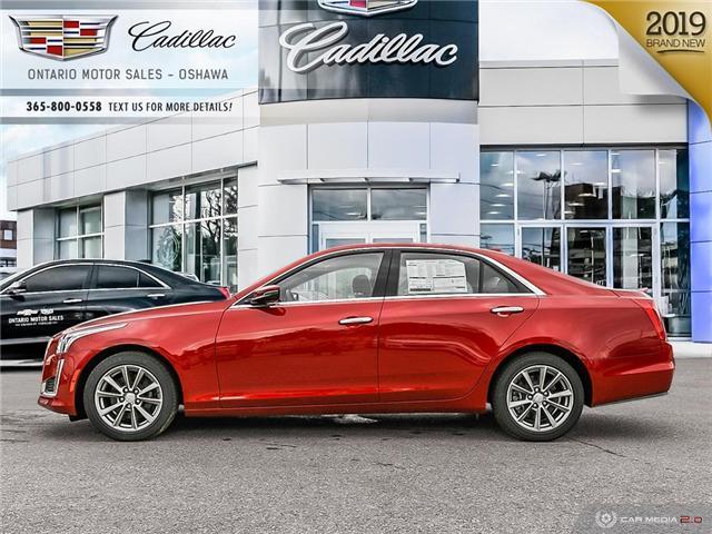 2019 Cadillac CTS 3.6L Luxury (Stk: 9101869) in Oshawa - Image 3 of 19