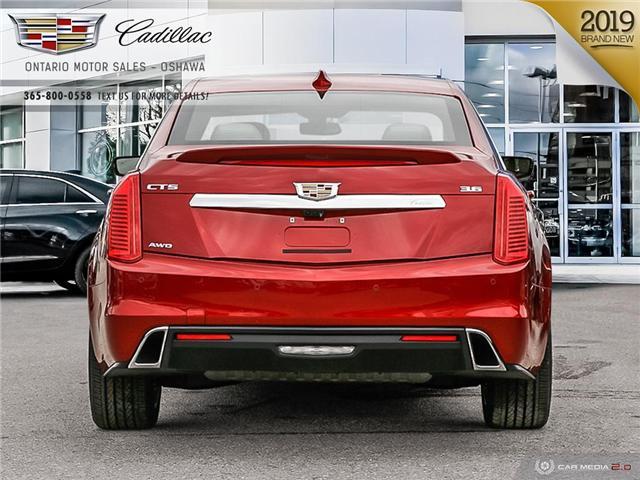 2019 Cadillac CTS 3.6L Luxury (Stk: 9101869) in Oshawa - Image 6 of 19