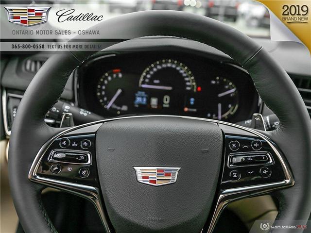 2019 Cadillac CTS 3.6L Luxury (Stk: 9101869) in Oshawa - Image 13 of 19