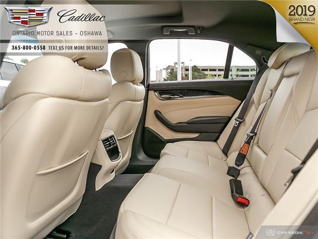 2019 Cadillac CTS 3.6L Luxury (Stk: 9101869) in Oshawa - Image 16 of 19