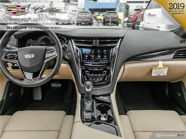 2019 Cadillac CTS 3.6L Luxury (Stk: 9101869) in Oshawa - Image 17 of 19
