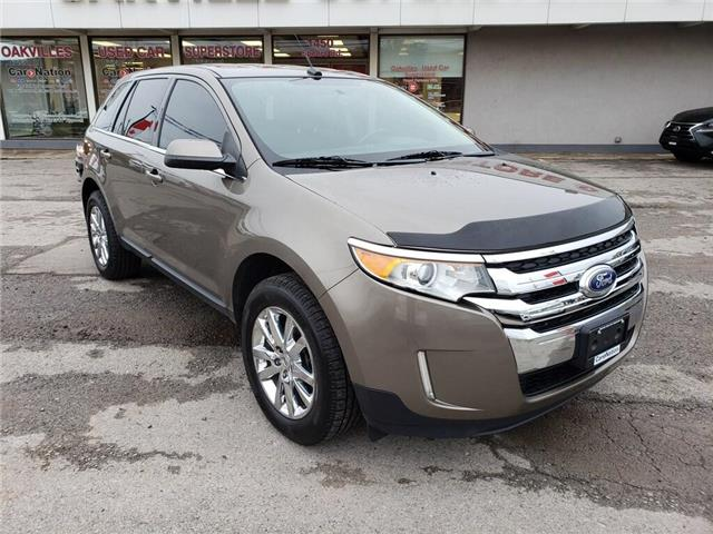 2013 Ford Edge LIMITED | NAVI | HEATED SEATS | LEATHER | B/U CAM (Stk: OSP025) in Oakville - Image 2 of 21