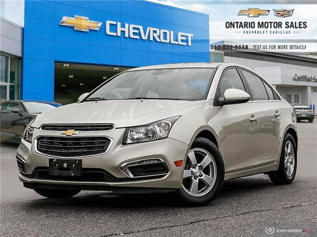 2015 Chevrolet Cruze 2LT (Stk: 12649A) in Oshawa - Image 1 of 36