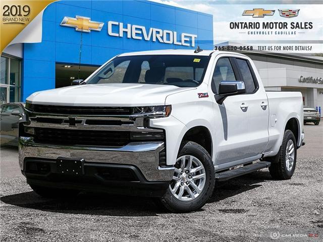 2019 Chevrolet Silverado 1500 LT (Stk: T9232025) in Oshawa - Image 1 of 19