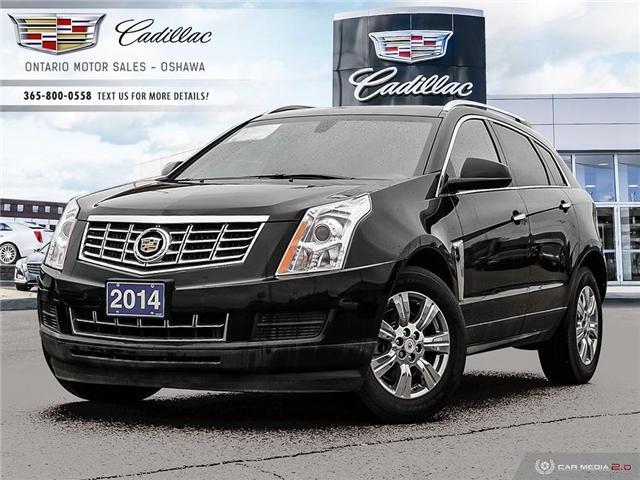 2014 Cadillac SRX Luxury (Stk: 12375A) in Oshawa - Image 1 of 36