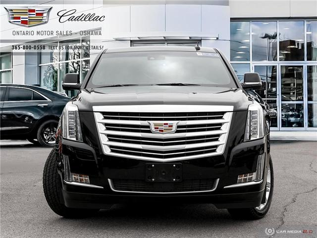 2019 Cadillac Escalade Platinum (Stk: 105836A) in Oshawa - Image 3 of 36