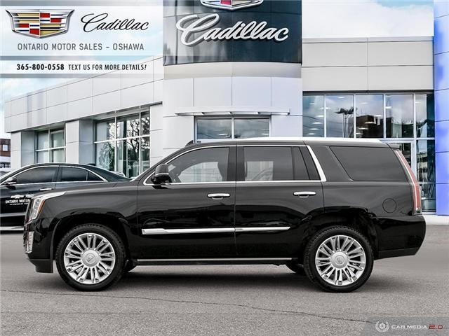 2019 Cadillac Escalade Platinum (Stk: 105836A) in Oshawa - Image 4 of 36