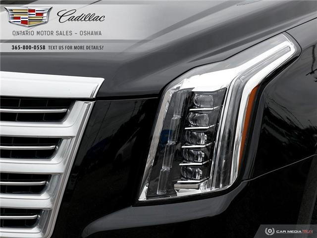 2019 Cadillac Escalade Platinum (Stk: 105836A) in Oshawa - Image 16 of 36