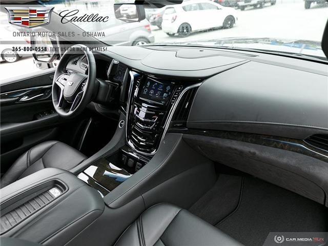 2019 Cadillac Escalade Platinum (Stk: 105836A) in Oshawa - Image 31 of 36