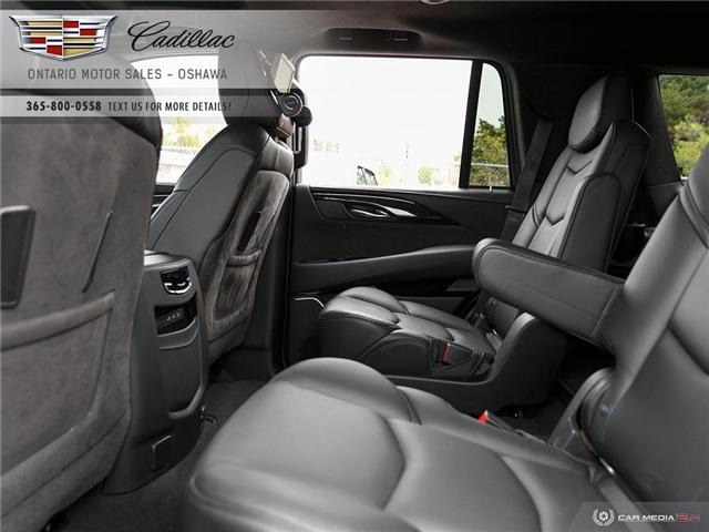 2019 Cadillac Escalade Platinum (Stk: 105836A) in Oshawa - Image 32 of 36