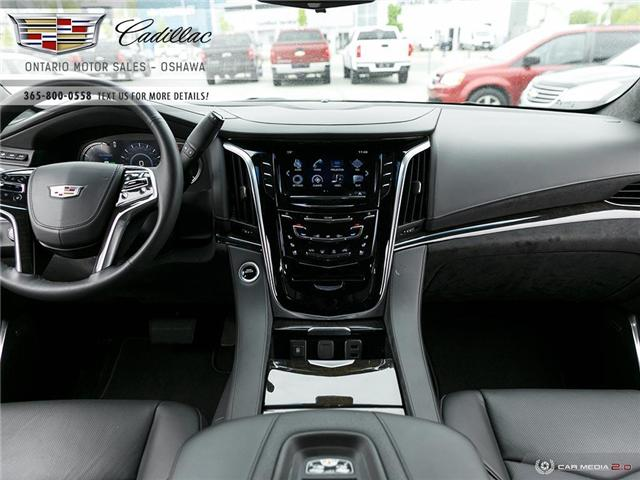 2019 Cadillac Escalade Platinum (Stk: 105836A) in Oshawa - Image 33 of 36