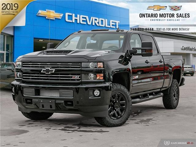 Chevy 2500 Diesel For Sale >> New Chevrolet Silverado 2500hd For Sale In Oshawa Ontario
