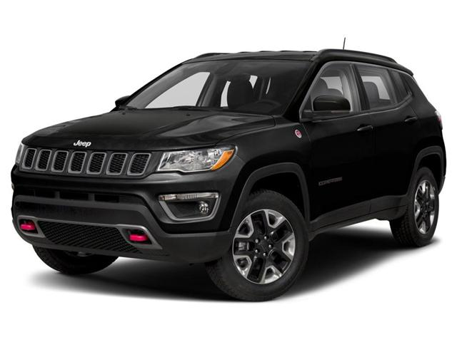 2019 Jeep Compass Trailhawk (Stk: K760574) in Surrey - Image 1 of 11