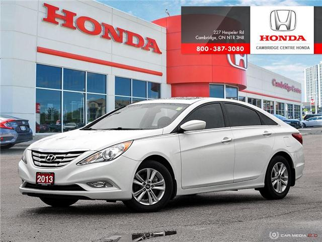 2013 Hyundai Sonata GLS (Stk: 19597A) in Cambridge - Image 1 of 27