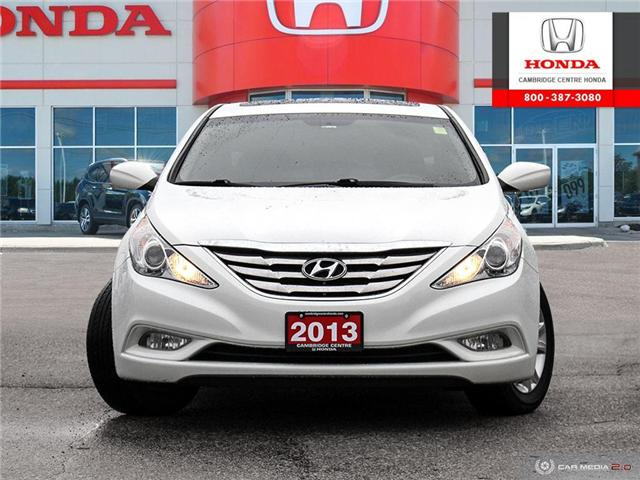 2013 Hyundai Sonata GLS (Stk: 19597A) in Cambridge - Image 2 of 27