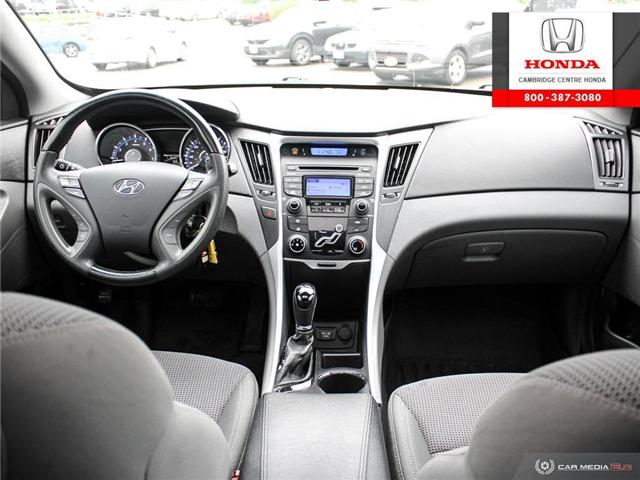 2013 Hyundai Sonata GLS (Stk: 19597A) in Cambridge - Image 25 of 27