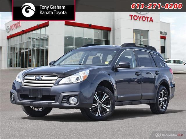2013 Subaru Outback 3.6R Limited Package (Stk: 89443A) in Ottawa - Image 1 of 29