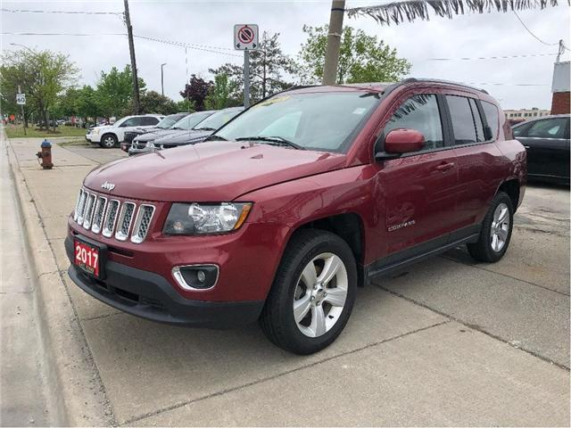 2017 Jeep Compass Sport/North (Stk: 6783R) in Hamilton - Image 1 of 20