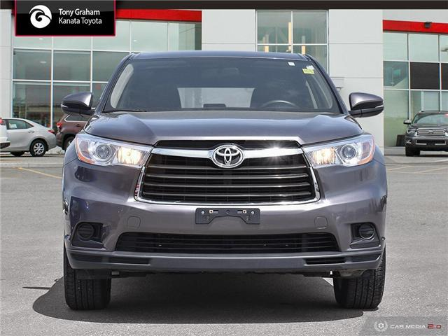 2014 Toyota Highlander LE (Stk: M2644) in Ottawa - Image 2 of 29