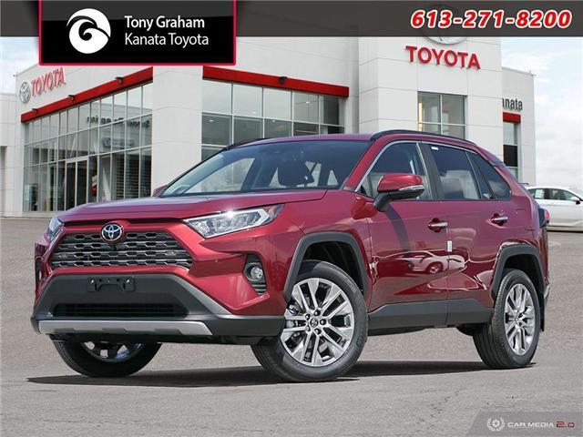2019 Toyota RAV4 Limited (Stk: 89506) in Ottawa - Image 1 of 30
